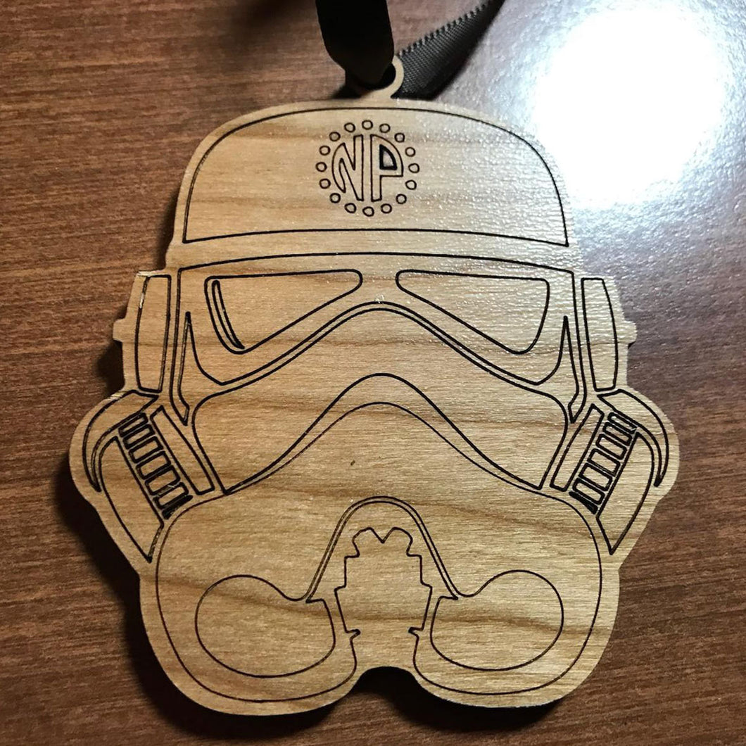 THEATER TROOPER North Park Ornament