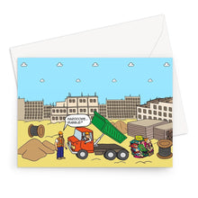 Load image into Gallery viewer, Birthday Cards - Digging The Dirt (UK) 1 Card / A5