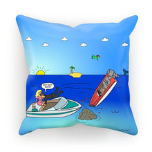 "Load image into Gallery viewer, Cushions - Speed Dating (UK/USA) S | 12"" x 12"" 