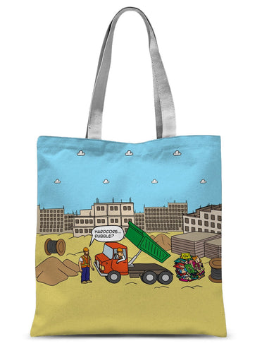 Digging The Dirt - refreshed Sublimation Tote Bag 15