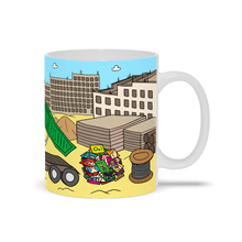 Load image into Gallery viewer, Mugs - Digging The Dirt (USA) 11 oz