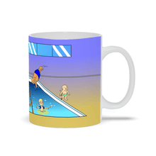 Load image into Gallery viewer, Mugs - Getting Plastered (USA) 11 oz