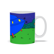 Load image into Gallery viewer, Mugs - Probing Mike Havity (USA) 11 oz