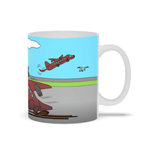 Load image into Gallery viewer, Mugs - Ruff Landing (USA) 11 oz