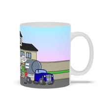 Load image into Gallery viewer, Mugs - Slurping From Home (USA) 11 oz