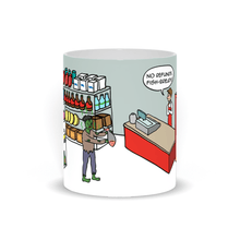 Load image into Gallery viewer, Mugs - Zombie Apologies (USA) 11 oz