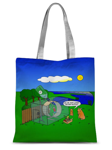 Pet Habit Sublimation Tote Bag 15