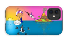 Load image into Gallery viewer, Phone Cases - Sure Shark Redemption iPhone 12 Mini / Tough / Gloss