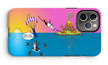 Load image into Gallery viewer, Phone Cases - Sure Shark Redemption iPhone 11 Pro / Tough / Gloss