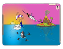 Load image into Gallery viewer, Sure Shark Redemption - Refresh Tablet Cases iPad Air 2 / Matte