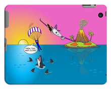 Load image into Gallery viewer, Sure Shark Redemption - Refresh Tablet Cases iPad 2/3/4 / Gloss