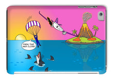 Load image into Gallery viewer, Sure Shark Redemption - Refresh Tablet Cases iPad Mini 1/2/3 / Gloss