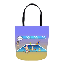 Load image into Gallery viewer, Tote Bags - Getting Plastered (USA) 16x16 inch
