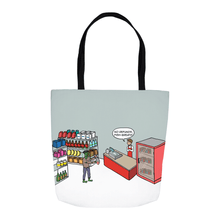Load image into Gallery viewer, Tote Bags - Zombie Apologies (USA) 16x16 inch