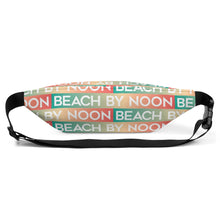 Load image into Gallery viewer, Beach by Noon - Fanny Pack