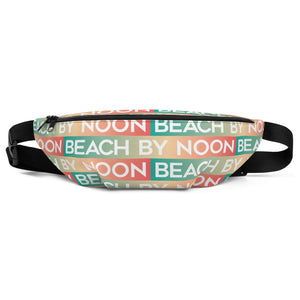 Beach by Noon - Fanny Pack