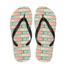 Load image into Gallery viewer, Beach by Noon - Flip-Flops