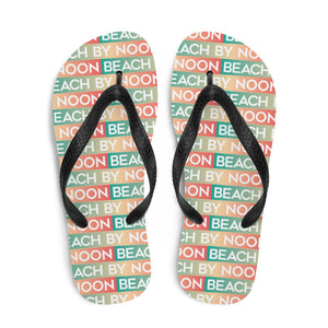 Beach by Noon - Flip-Flops