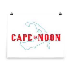 Cape By Noon - Poster