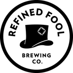 Refined Fool Brewing Company logo