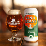 Can of Beans - Coffee Blonde 473ml Refined Fool Brewing Co.