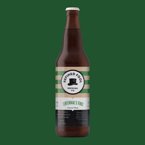 Centennial's Fence 650ml Refined Fool Brewing Co.