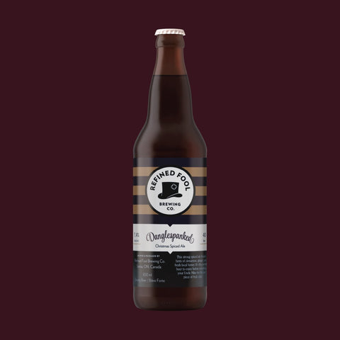 Danglespanked 650ml Refined Fool Brewing Co.