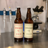 Hypothesis #1 and #2 - Lo-Cal IPA 650 Refined Fool Bottle Shop