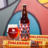 Pyramid Scheme - Toblerone Ale 650ml Refined Fool Brewing Co.