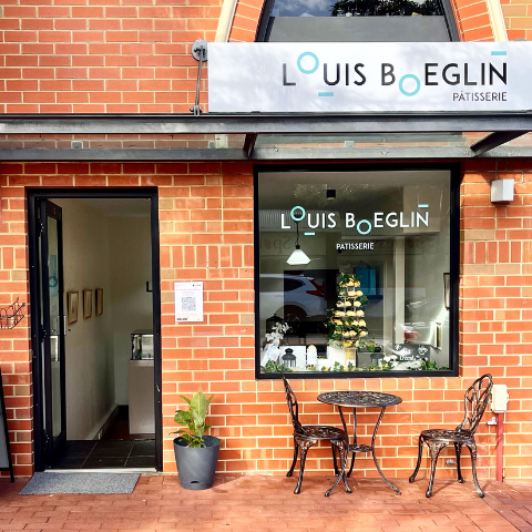 Subiaco patisserie front