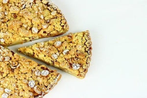 Apple & Streusel Tart