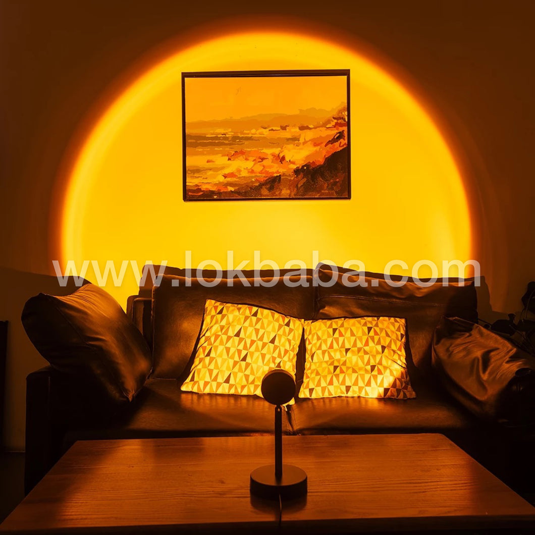 Lokbaba™ Eternal Artistic Lamp (50% Off Today)