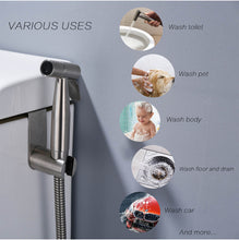 Load image into Gallery viewer, Handheld Toilet bidet sprayer set