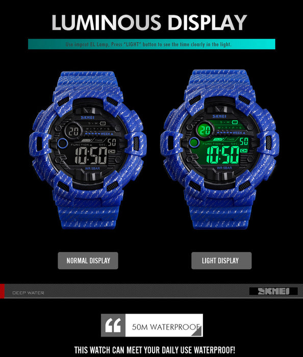 SKMEI Sports Men's Watches