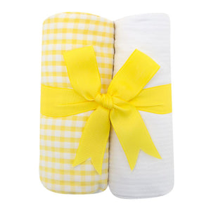 3 Marthas Burp Cloth Set / Gingham