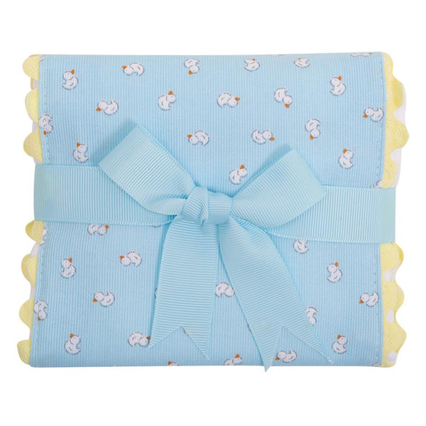 3 Marthas Duck Burp Cloth Collection