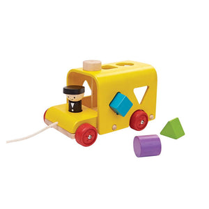 Plan Toys Sorting Bus