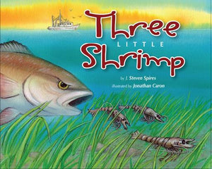 RR Three Little Shrimp Book
