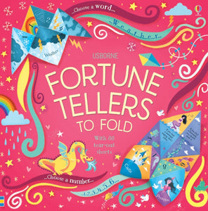 Foldable Fortune Tellers