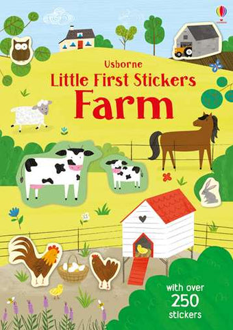 Little Sticker Book