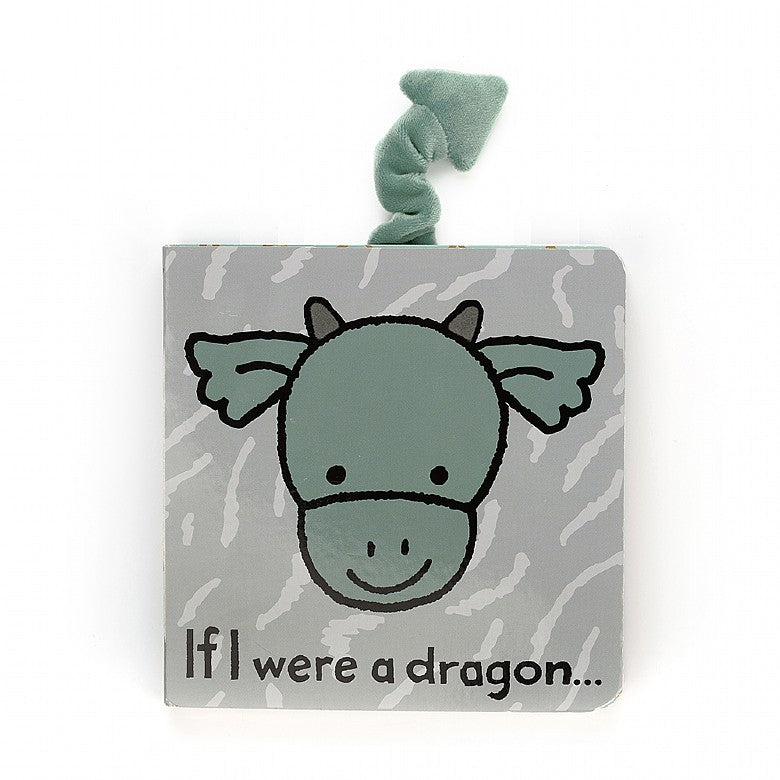 Jellycat - If I were a Dragon Book