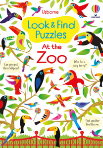 Look & Find: At the Zoo