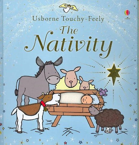 The Nativity Book Touchy-Feely