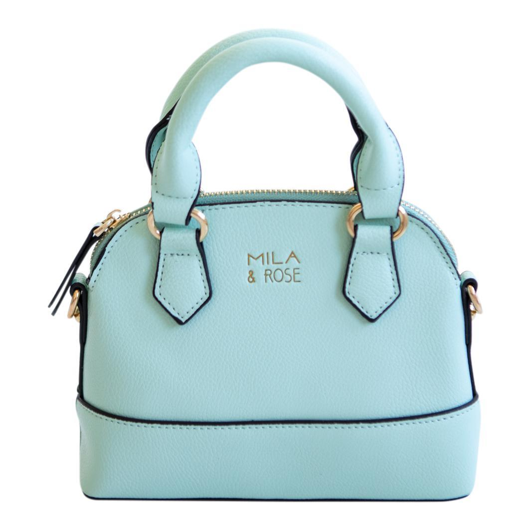 Mila & Rose Mint Girl's Purse