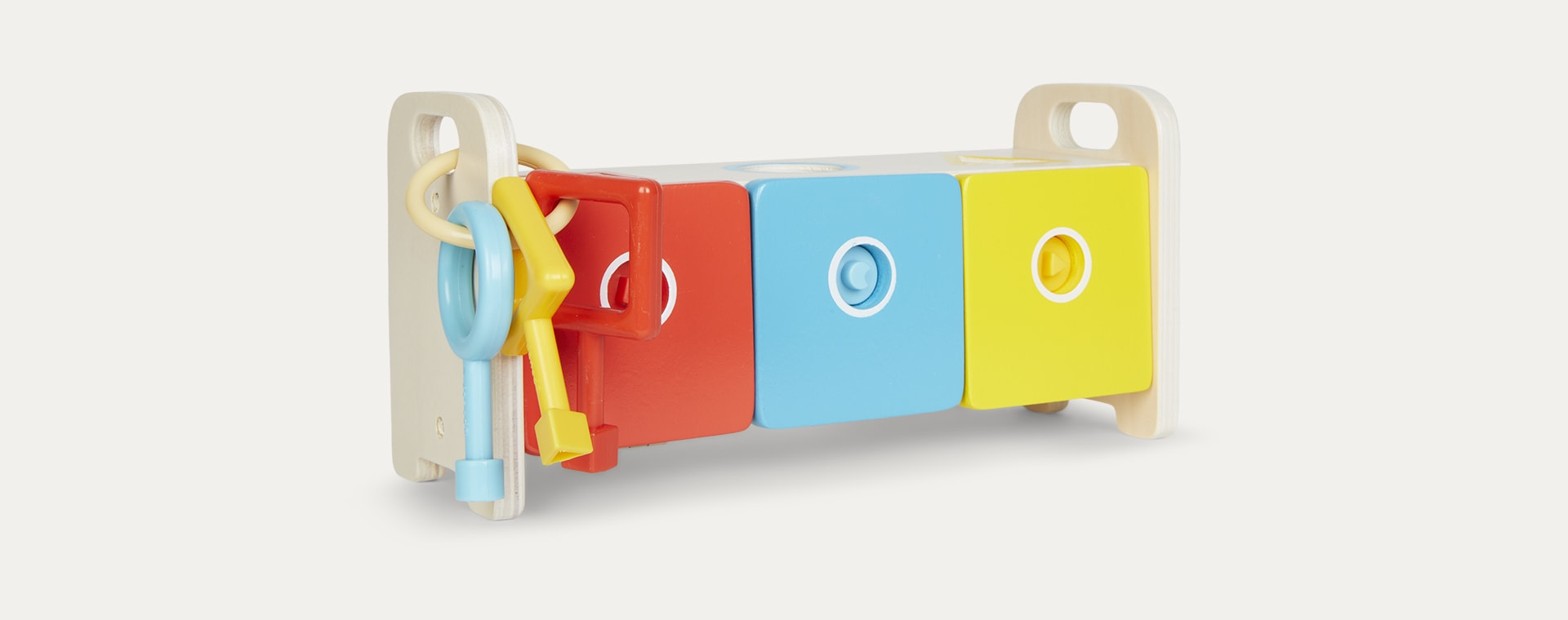 Shape Sorter with Keys