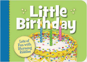 Sleeping Bear Press Little Birthday