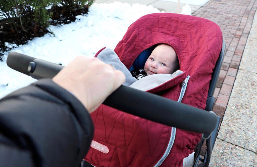 Car Seat 101 - Keeping your child safe during the winter