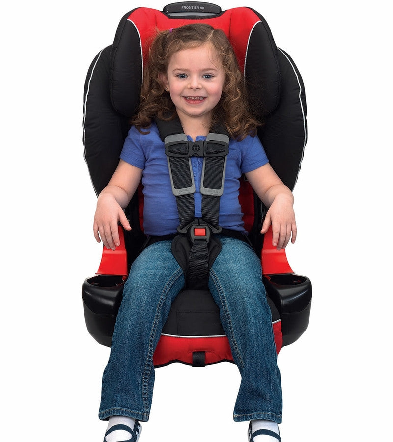 "How to convince your child that car seats are ""COOL"""