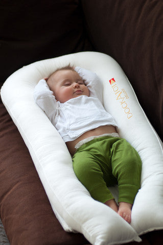 Safe Sleeping with DockATot - How Safe is a Dock A Tot for your Baby?