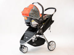 Which Infant Car Seat Adapter Do I Need With My Britax Stroller